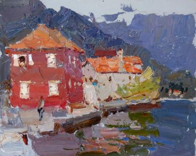 Click here to see selected sold works - Houses
