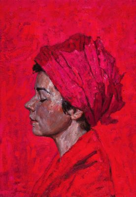 Timur Akhriev - Red on Red