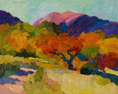Larisa Aukon: Selected Sold Works - Bears Canyon