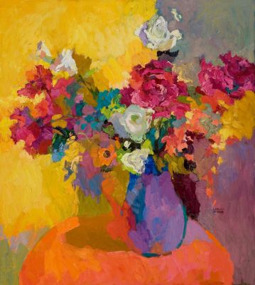 Larisa Aukon: Selected Sold Works - A Place of Bounty