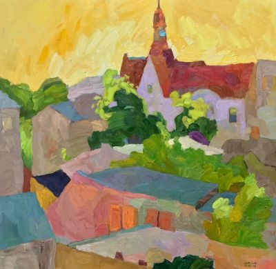 Larisa Aukon: Selected Sold Works - View from the Past