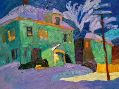 Larisa Aukon: Selected Sold Works - Back East