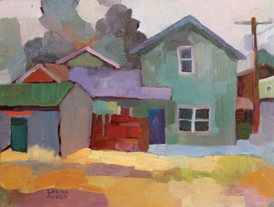 Larisa Aukon: Selected Sold Works - No One