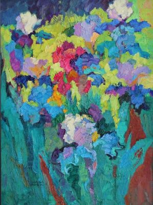 Larisa Aukon: Selected Sold Works - Standing Out