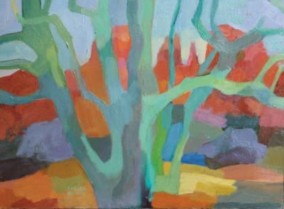Larisa Aukon: Selected Sold Works - Twins