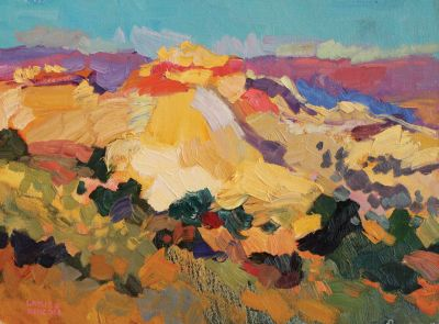 Larisa Aukon: Selected Sold Works - Grounded