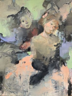 Click Here for Selected Sold Works - Etudes IV