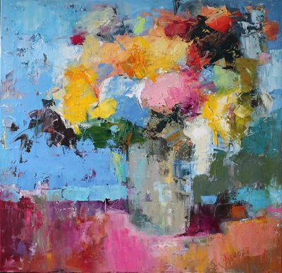 Click Here for Selected Sold Works - Hurry to Live