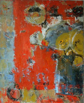 Click Here for Selected Sold Works - Yellow Poppies