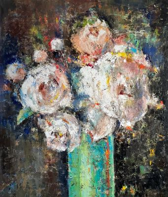 Click Here for Selected Sold Works - Winter Talks
