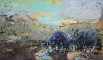 Click Here for Selected Sold Works - Ethereal Landscape