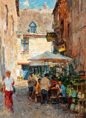 Vladimir Kovalov - French Cafe