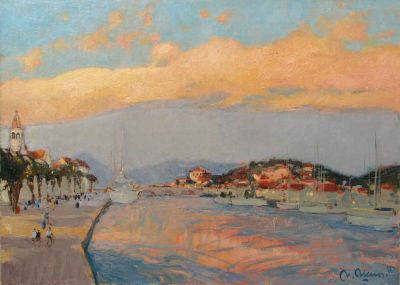 Igor Shipilin - Evening In Trogir