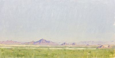 Click Here for Selected Sold Works - Looking North Camelback