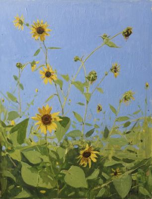 Click Here for Selected Sold Works - Summer Flowers