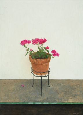 Click Here for Selected Sold Works - Bougainvillea
