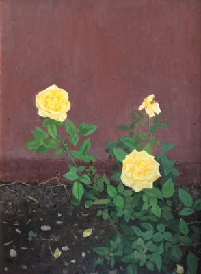 Click Here for Selected Sold Works - Yellow Roses