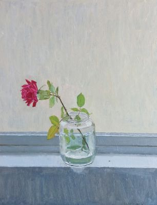 Spencer Simmons - Clippings on the Window