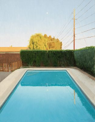 Click Here for Selected Sold Works - Swimming in the Shade