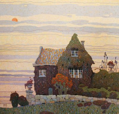 Click Here for Selected Sold Works - French Autumn