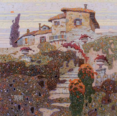 Click Here for Selected Sold Works - Autumn Evening