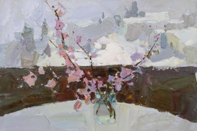 Click here to see selected sold works - Spring Coming