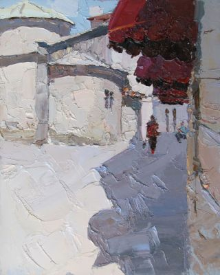 Click here to see selected sold works - Southern Shadow