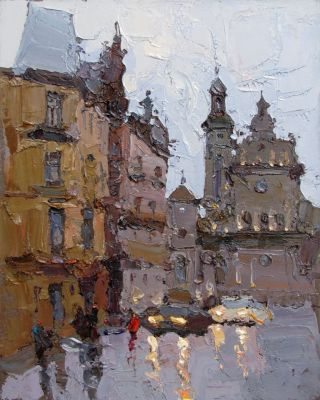 Click here to see selected sold works - Rain
