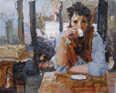 Daniil Volkov  - First Sip (Waiting for a Miracle)