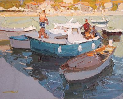 Click here to see selected sold works - Remembering Summer
