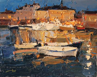 Click here to see selected sold works - South Evening