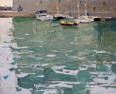 Click here to see selected sold works - Water