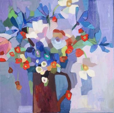 Larisa Aukon: Selected Sold Works - Poutpourri