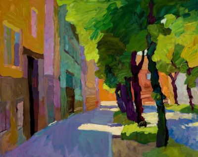 Larisa Aukon: Selected Sold Works - Green Street