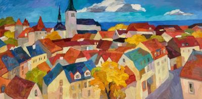Larisa Aukon: Selected Sold Works - Good Morning