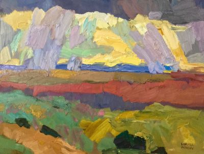 Larisa Aukon: Selected Sold Works - High Altitude