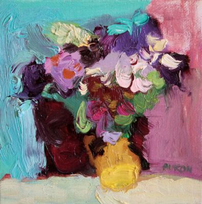 Larisa Aukon: Selected Sold Works - Floral