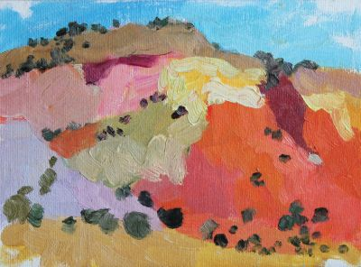 Larisa Aukon: Selected Sold Works - Polka Dots