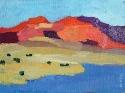 Larisa Aukon - Color Study