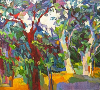 Larisa Aukon: Selected Sold Works - Undiscovered