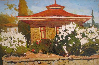 Aleksandr Britsev - Blooming Shrubs