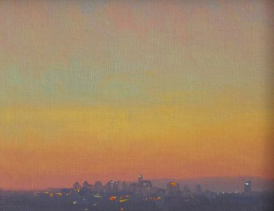 Martin Dimitrov - City Sunset