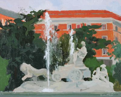 Martin Dimitrov - Spanish Fountain