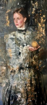 Click Here for Selected Sold Works - Golden Apple