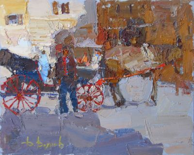 Click here to see selected sold works - Horse Rides
