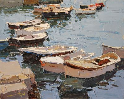 Click here to see selected sold works - Boats