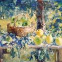 Tuman Zhumabaev - Green Apples