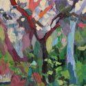 Larisa Aukon: Selected Sold Works - Glimpse of the Forest