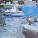 Click here to see selected sold works - Fishing