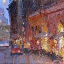 Click here to see selected sold works - Walking in Rome
